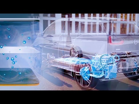 Cómo funciona la batería de litio de un auto eléctrico?
