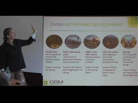 """Sam Foster, Australia – """"Asia Hot Springs – Industry Overview"""""""