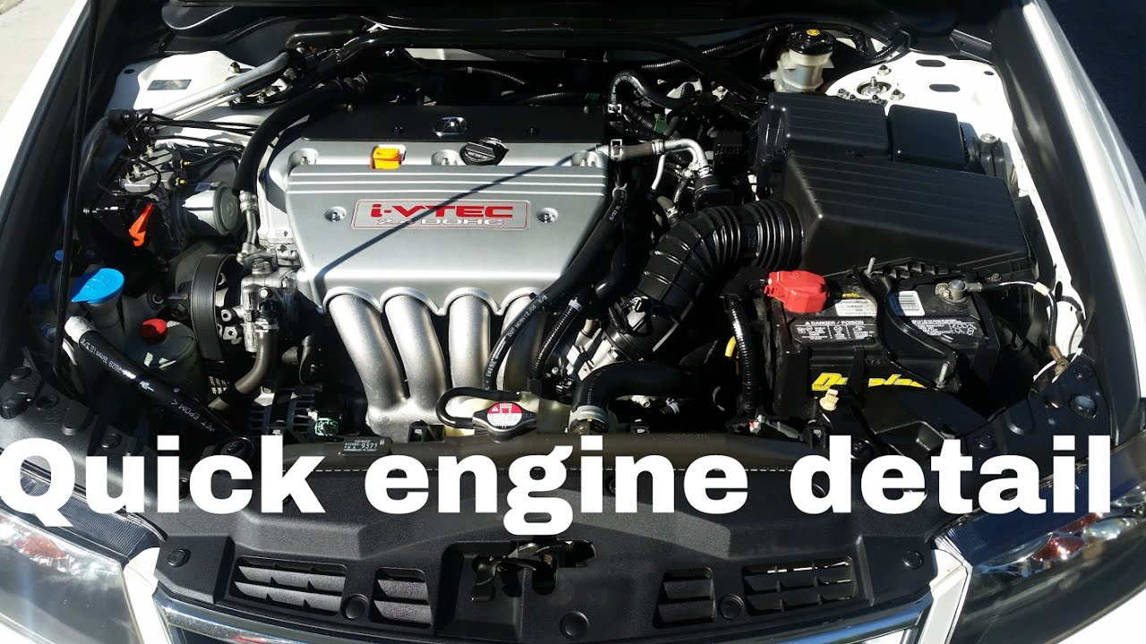 hight resolution of engine detail acura tsx