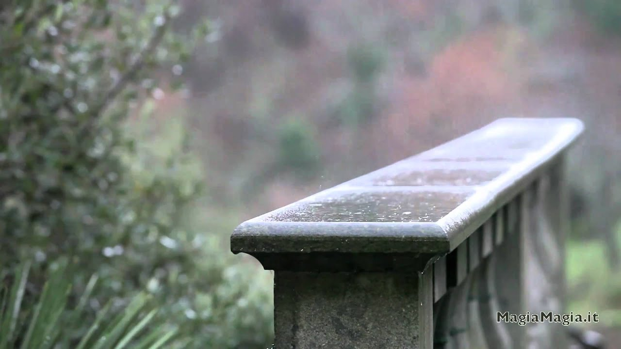 The Sound Of Rain Natural Sounds Youtube
