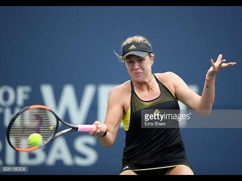 Alison Riske - Anastasia Pavlyuchenkova / Round 2 / WTA Bank of the West Classic Stanford 2017