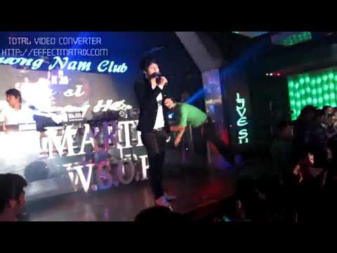 ho quang hieu live show bar phuong nam