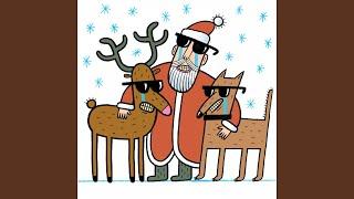 Дед Мороз не показывает слёз