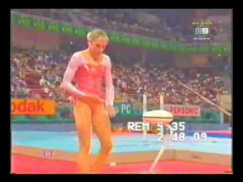 Gymnastics - 1998 Commonwealth Games Part 18