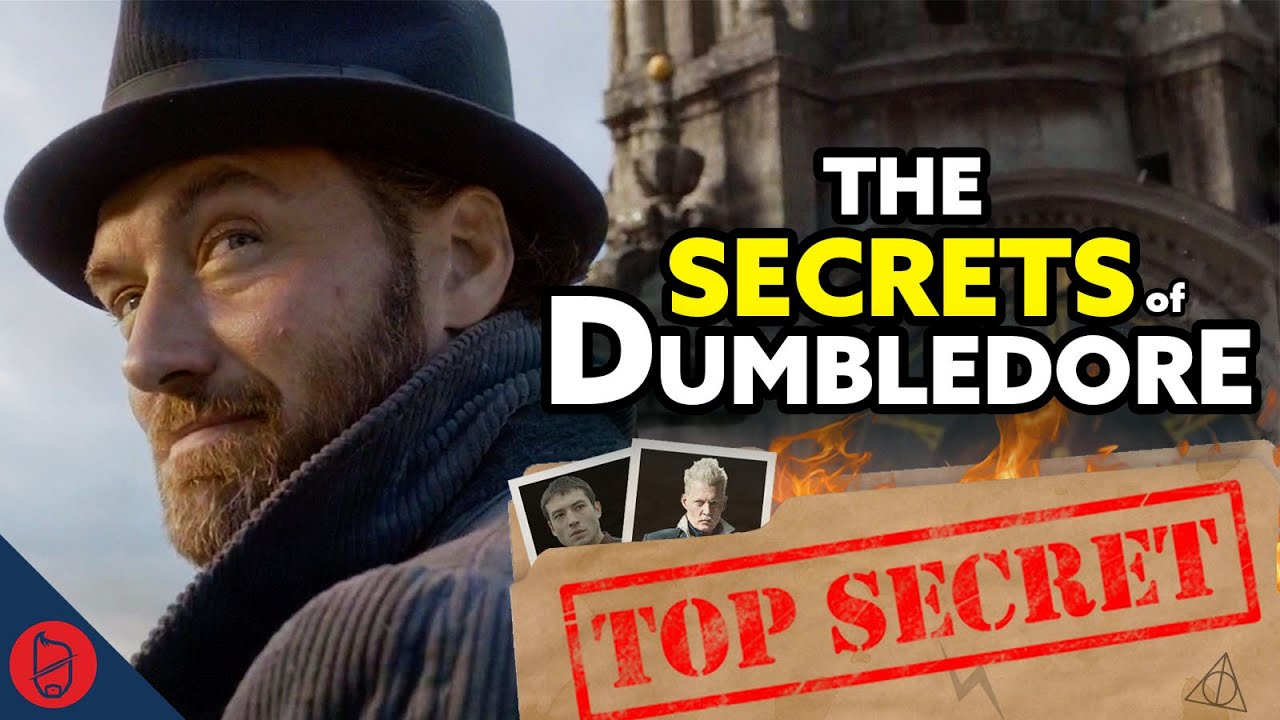 """Download """"The Secrets of Dumbledore"""" Title Explained 