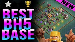 Top Builder Hall 6(BH6) Base Best BH6 Base Troll BH6 Base WITH REPLAYS/TESTED | Clash of Clans