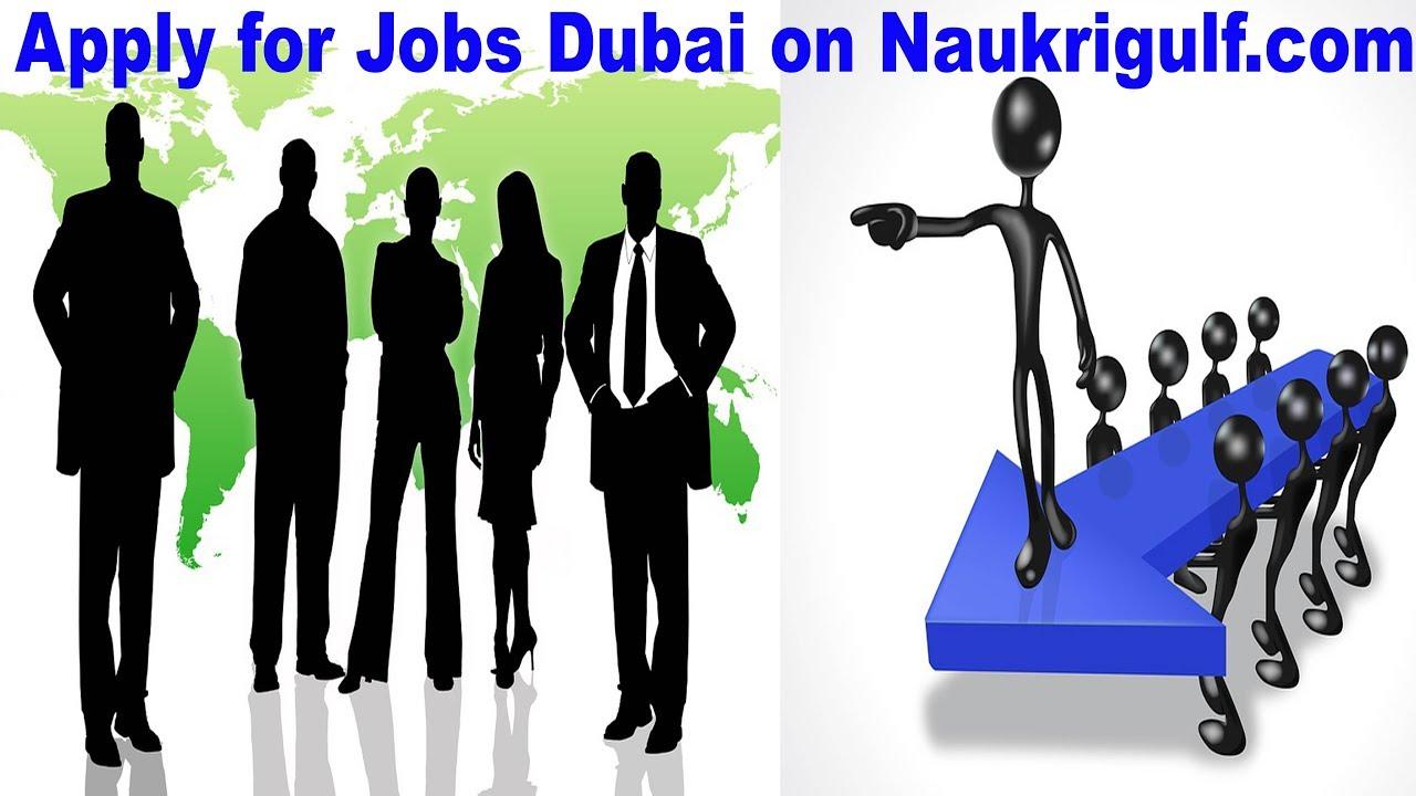 Apply for a Job in Dubai, UAE   Naukrigulf com