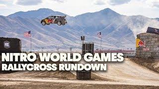 Nitro Rallycross Rundown | Nitro World Games 2018