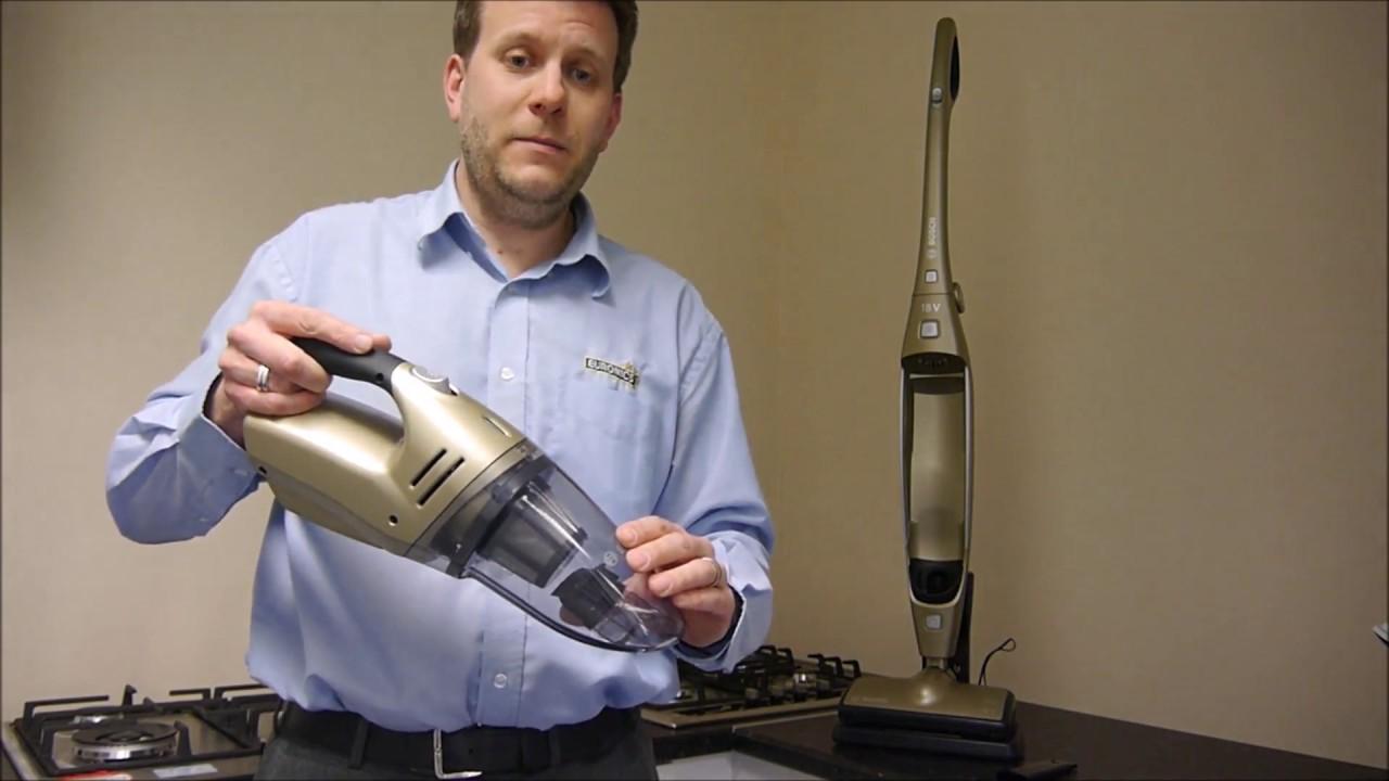 Bosch BBHM1CMGB 2 in 1 Cordless Vacuum Cleaner