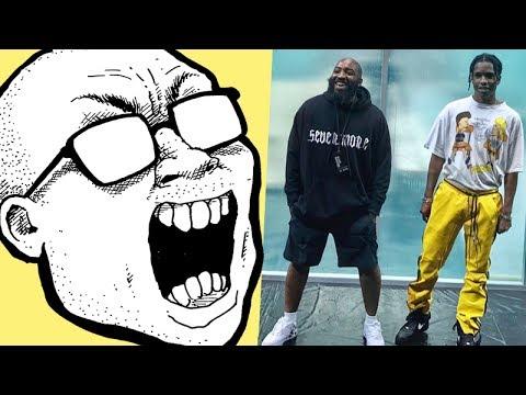"A$AP Rocky Calls A$AP Bari a ""Bitch"" Onstage - Is It Enough?"