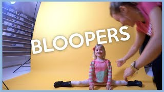 BLOOPERS & BEHIND THE SCENES: Småttingar smakar