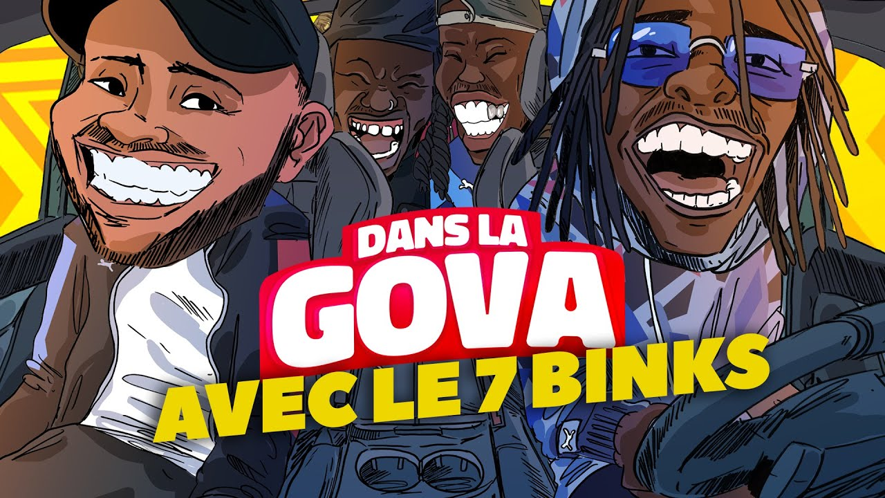"DANS LA GOVA avec 7 Binks !   "" BAT7 "" en EXCLU !"