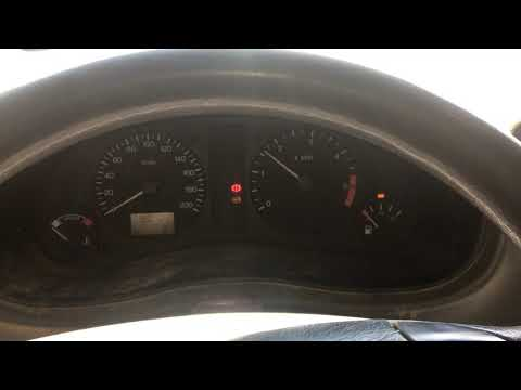 Т2742 ДВС (Двигатель) Ford Galaxy 1.9tdi ANU