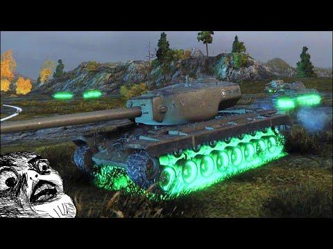 ТАНКИ Приколы, смешные МОМЕНТЫ из World Of Tanks #206