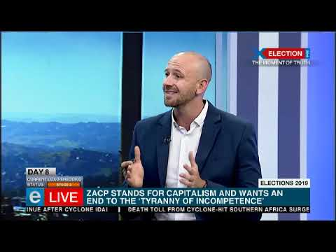 South Africa's newest party ZACP has officially launched
