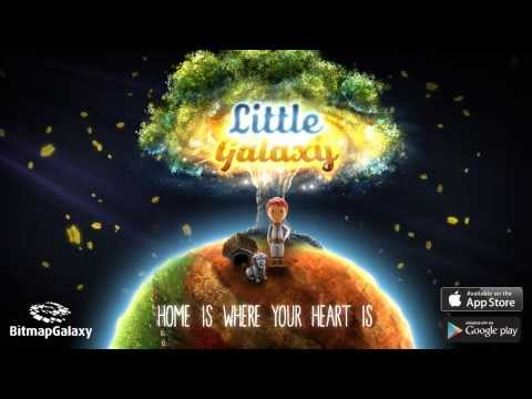 Little Galaxy - iOS, Android game trailer