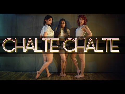 CHALTE CHALTE - THE BARTENDER | THE BOM SQUAD | SVETANA KANWAR CHOREOGRAPHY