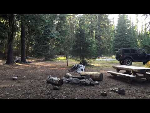 Bonney Meadows Campground - Mt. Hood, Oregon