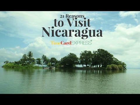 21 Reasons to Visit Nicaragua