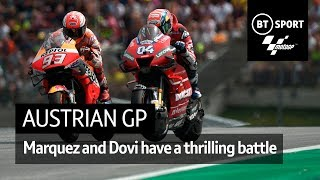 Download Video MotoGP Highlights: Austria (2019) | Márquez and Dovizioso battle in the race of the season! MP3 3GP MP4