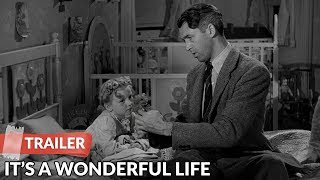 It's a Wonderful Life 1946 Trailer | James Stewart