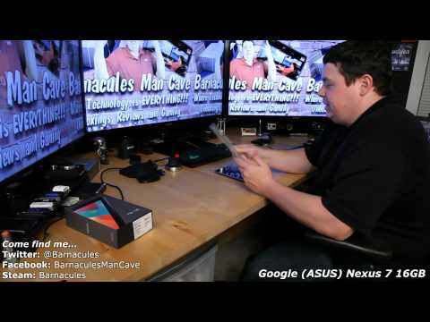 ASUS Google Nexus 7 Review and iPad Comparison - Good Apple iPad Alternative