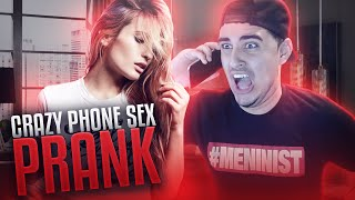 Crazy PHONE SEX Prank!!