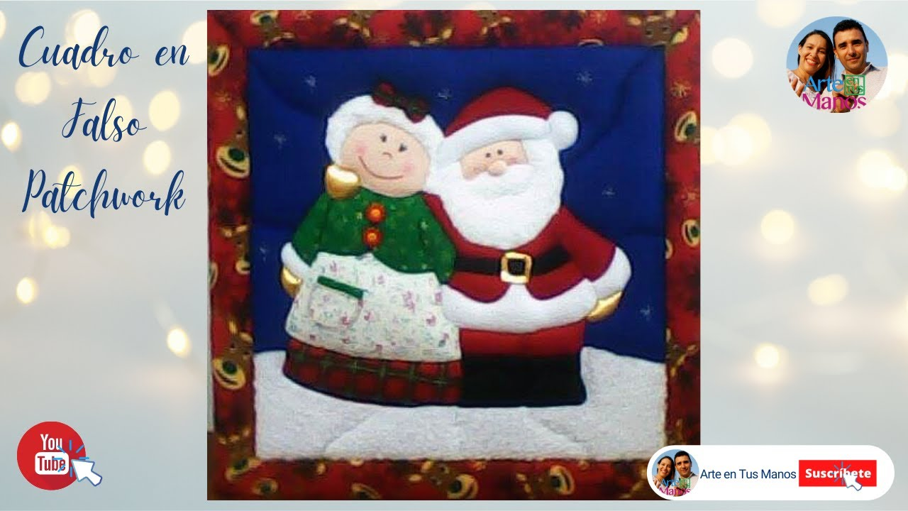 Manos Decoradas De Navidad