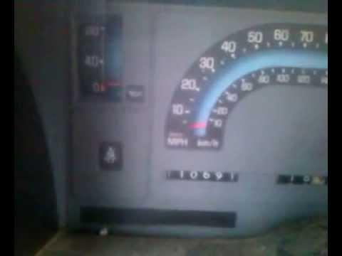 Chevrolet S10 Truck Running Rough Wild Oil Pressure