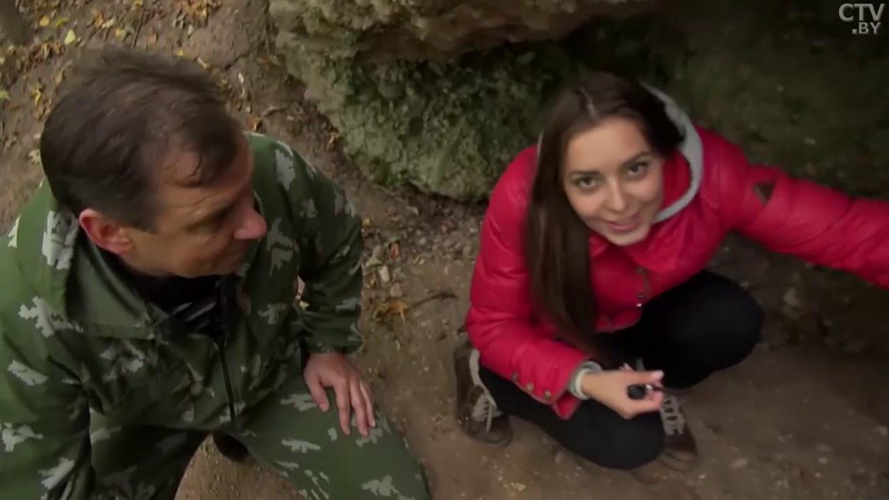 Сокровища Витебской области  единственная пещера в Беларуси и Миорский водопад