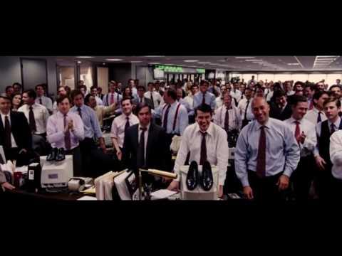 Мотивация отдела продаж \'Волк с Уолл Стрит\' The Wolf of Wall Street