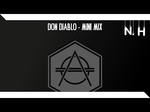 Don Diablo Live Mini Mix 2018