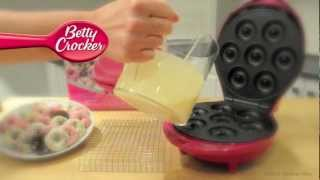 Mini Donut Factory By Betty Crocker
