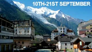 *AWAY 10th-21st SEPT* September 2012 Update: I'm off to the Mountains!