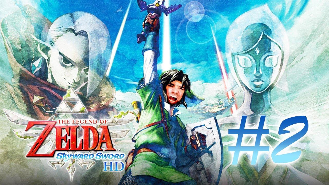 Skyview Temple - The Legend of Zelda: Skyward Sword #2