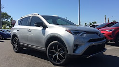 2016 Rav4 SE Review Advanced Tech Package