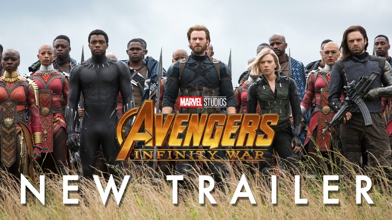 Avengers Infinity War Trailer Official Uk Marvel Hd