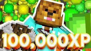 100,000 XP KILL *MUST SEE LEGENDARY LUCKY BLOCKS* | Minecraft FACTIONS #3