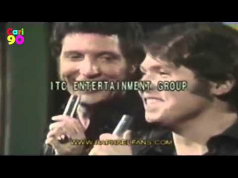 raphael y tom jones-ghost riders in the sky (1971 tv show 'this is tom jones') (hd)