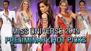 เม้ามอยเคาะ TOP 5 หลัง Prelim #MissUniverse2019