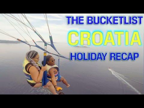 My Bucketlist Holiday Recap: Croatia 😆