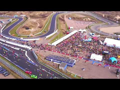 Runner's World Zandvoort Circuit Run - Drone
