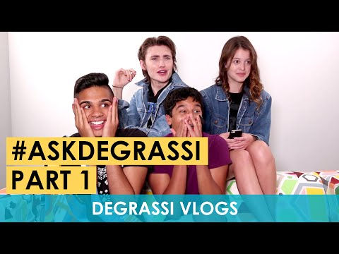 Degrassi Vlogs: AskDegrassi  Part 1