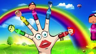 Niloya, Keloğlan, Pepee ve Coca Cola Şişeleri ile Renkleri Öğreniyoruz..