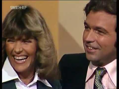 Die Montagsmaler (Folge 14 vom 15  September 1975) ZDF Starparade gegen ARD  Musikladen