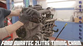 Timing Chain, Ford Mondeo Mk3 2L Duratec
