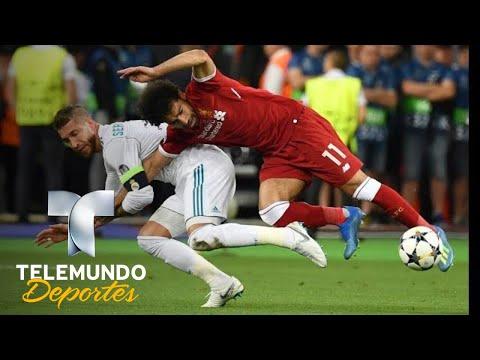 La Unión Europea de JUDO se burla de S. Ramos | UEFA Champions League | Telemundo Deportes