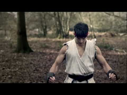 Ryu vs Ken Street Fighter Legacy DJ Trx MechaniX Remix HD.wmv
