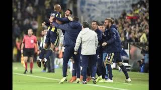 Fenerbahçe - Aytemiz Alanyaspor: 2-0 (FOTOĞRAFLARLA)