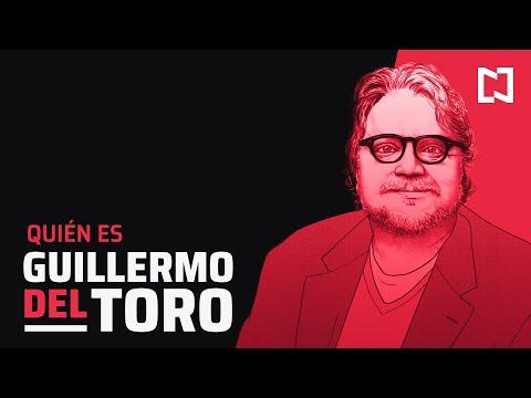 ¿Quién es Guillermo del Toro?
